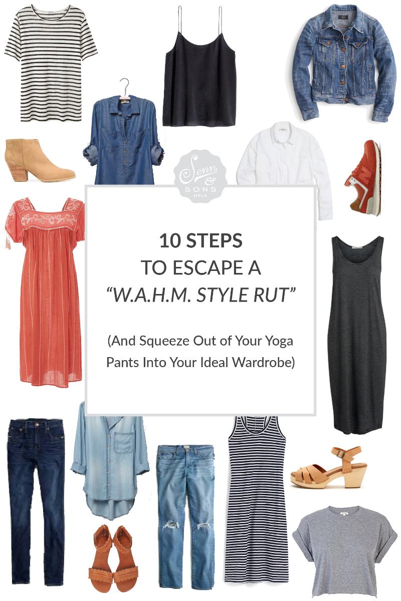 Create Ideal Minimal Wardrobe
