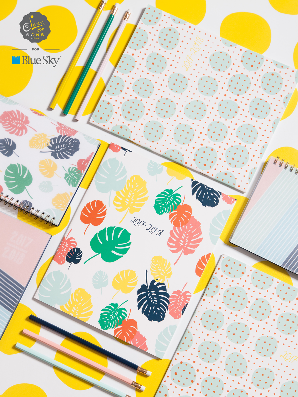 senn and sons target planners collection