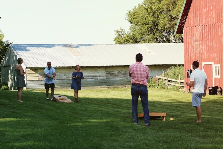 Farm Party Barn Dance