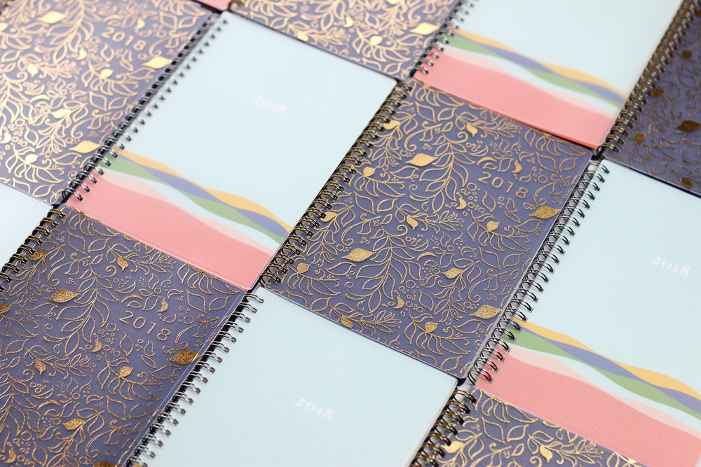 Senn & Sons for Blue Sky 2018 Planners