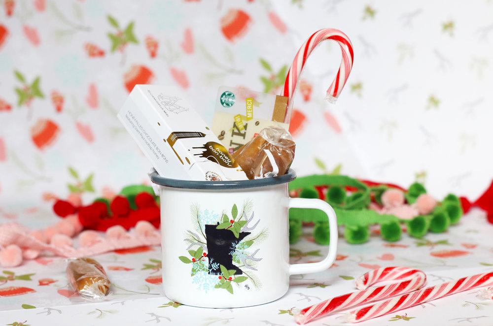 MN Teacher Gift in Mug
