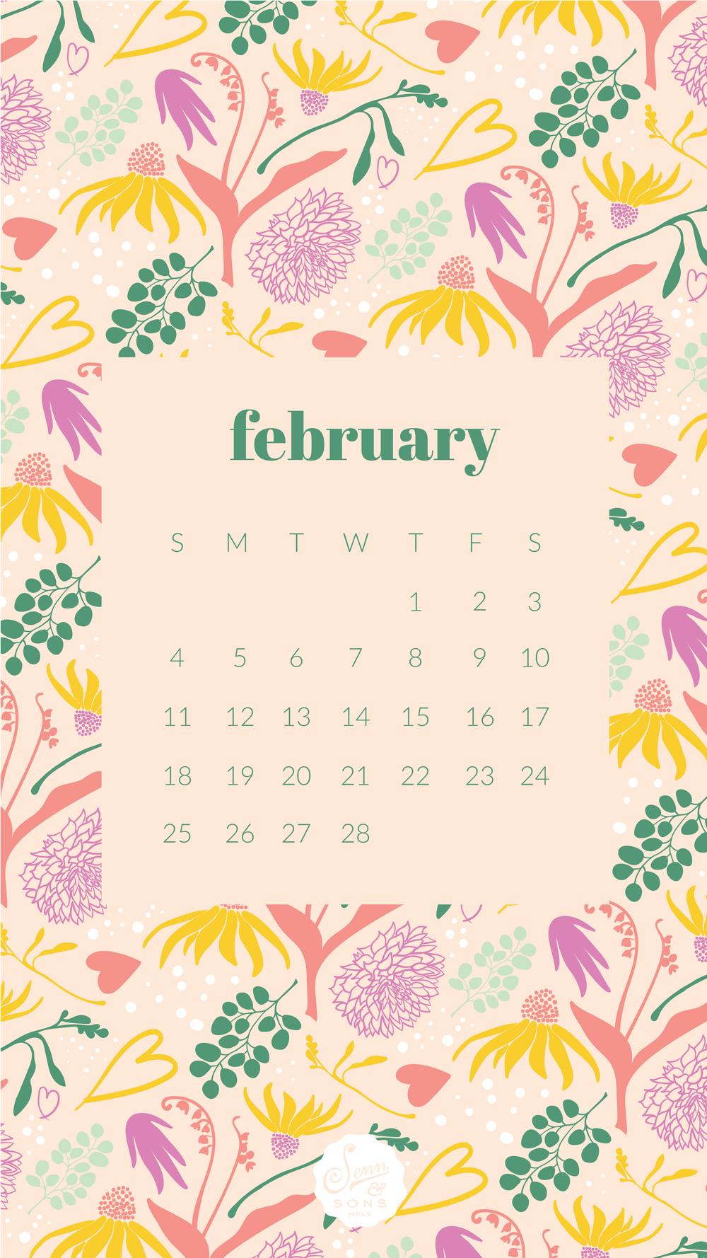 February 2018 Smartphone Calendar.png