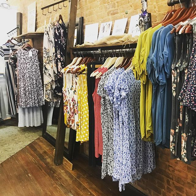 So many new arrivals just in time for Mother's Day and graduations 👩‍🎓❤️🎉 Come see us! #shopsailors #downtownmonroe #fairtradefashion #americanmade #fairtrade