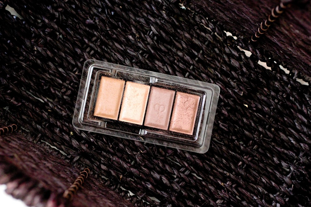 "Cle De Peau Fall 2014 Eye Color Quad #303 ""Baby Universe"""