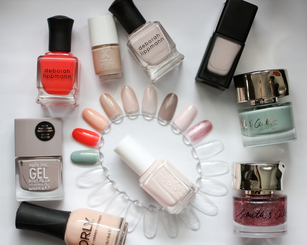 I Even Bought One Of Those Nail Swatch Wheels God Love These Things To The Colours For You So Can Get A Better Idea True And