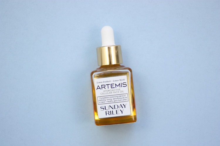 Sunday Riley Artemis in all its glory... perfect for dehydrated skin