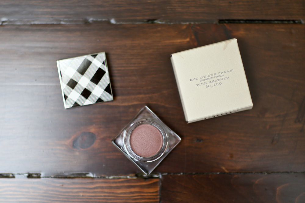 Burberry Eye Colour Cream - Pink Heather