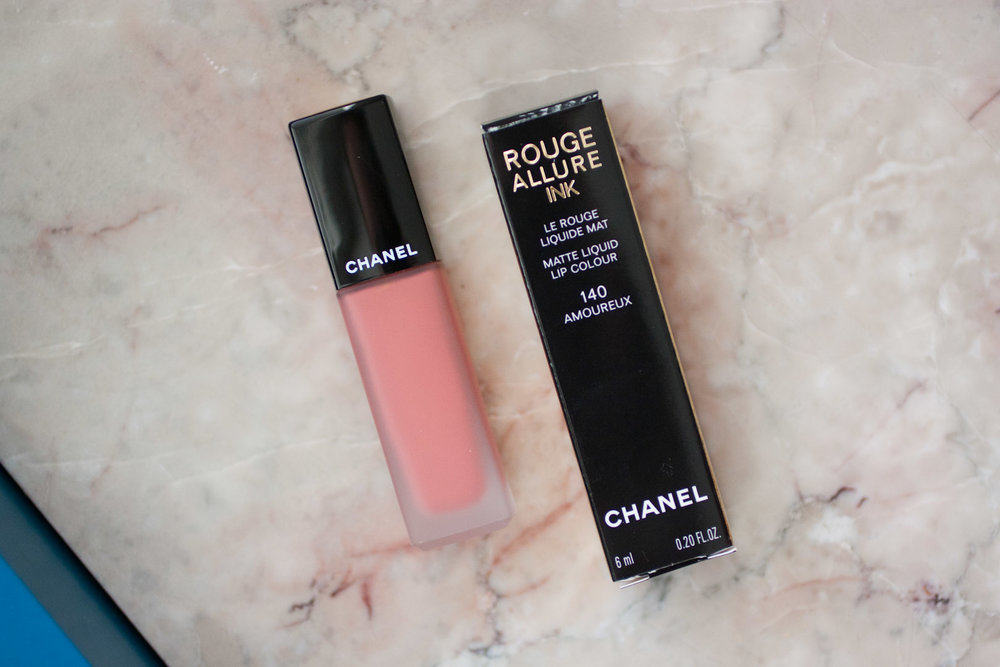 Chanel Rouge Allure Ink Amoureux