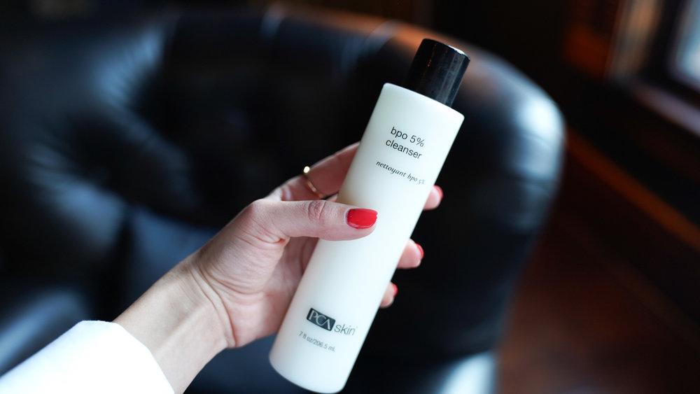 PCA Skin BPO 5% Cleanser from SkinStore.com