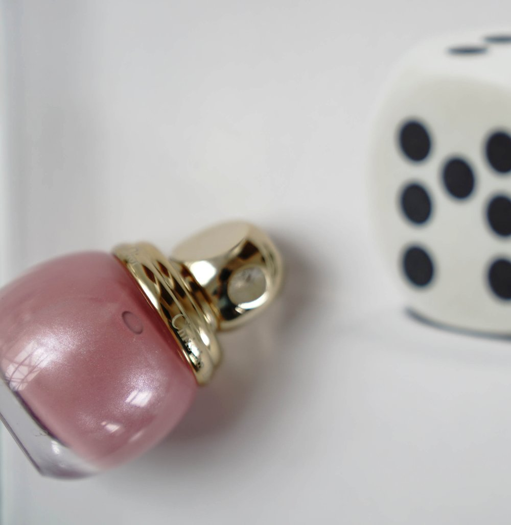 dior diorific nail polish lively