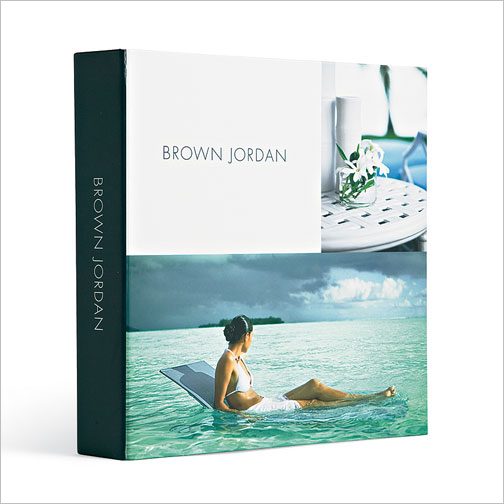 Sales binder for an annual branding campaign.