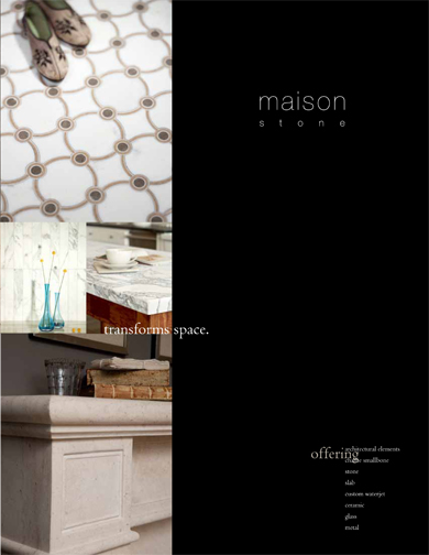 New brand launch for a tile showroom in the Beverly-Melrose design district. Project included website, product library, marketing and sales tools, launch party, e-mail campaigns.
