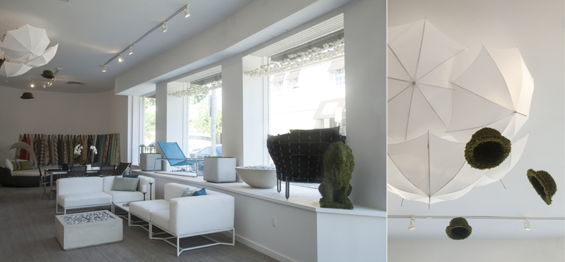 Showroom design and renovation management in the Beverly-Melrose design district.