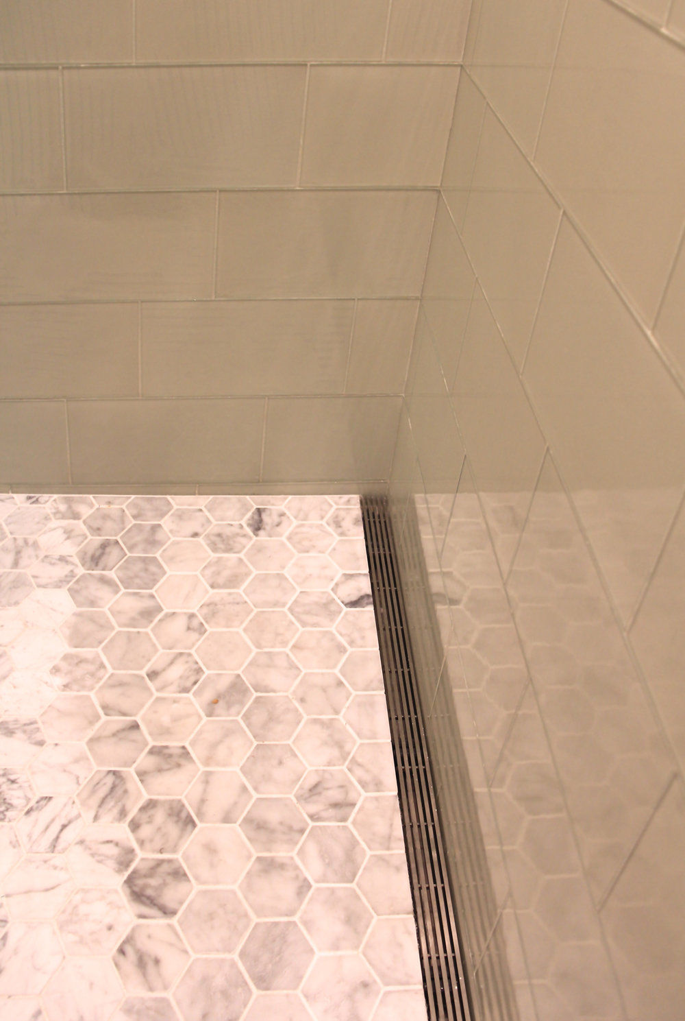 Jackson Street Bath Remodel Trinity Building Co - Bathroom remodeling jackson ms