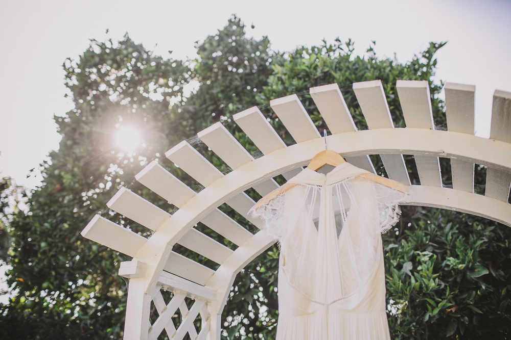 bhldn laverne wedding dress