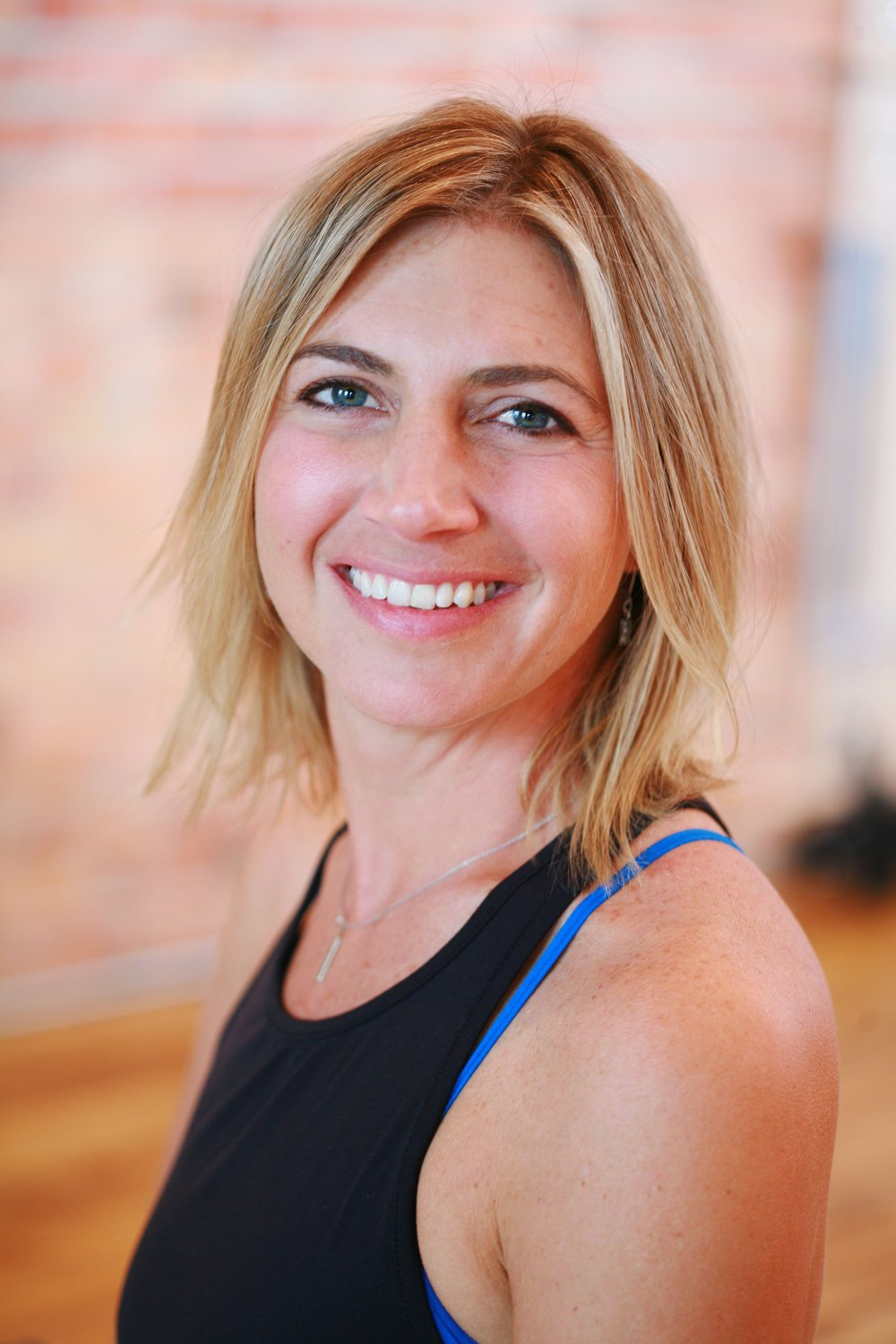 Amy Ridgeway Pilates Instructor