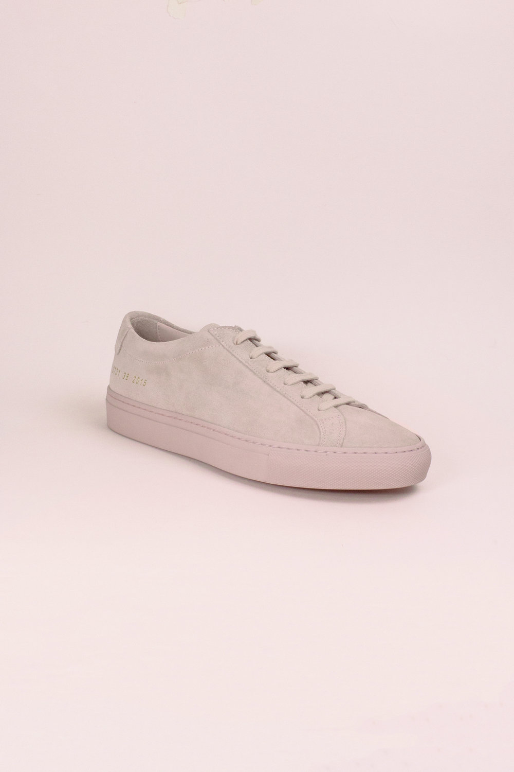 Original Achilles Suede Sneakers - Blush Common Projects ixHJjQH