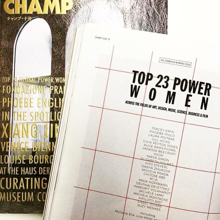 Ala Champ Mag: Yoon Ahn
