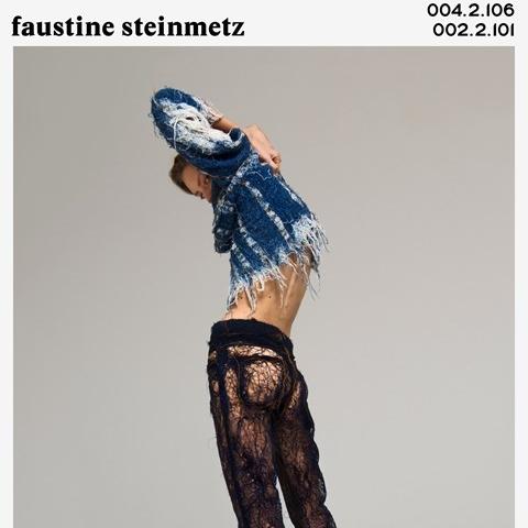 Faustine Steinmetz Campaign