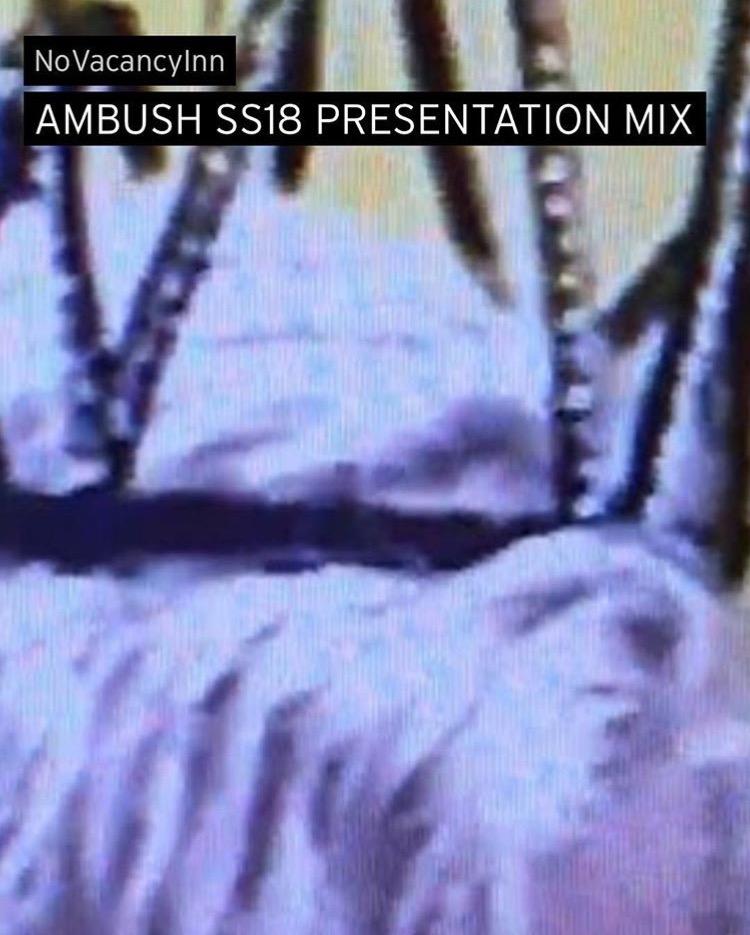 AMBUSH SS18 mix