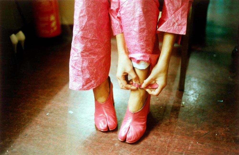 Margiela's Tabi Boot