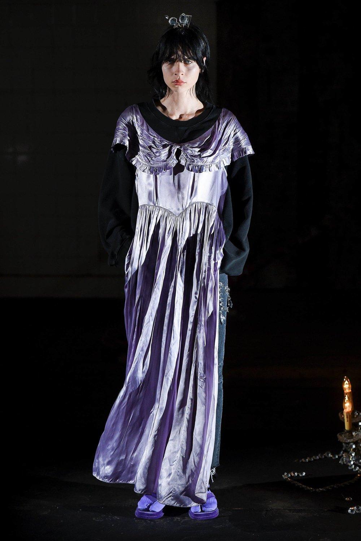 MM6 MAISON MARGIELA Sweater Dress $895 -