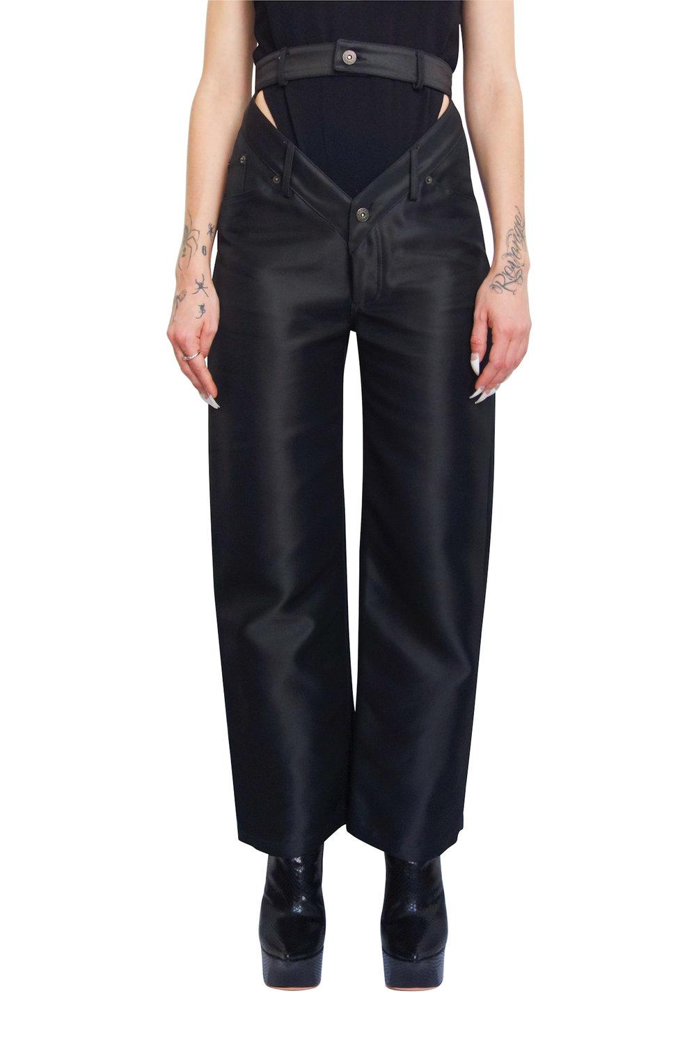 Y/PROJECT Cut Out Pants $929 -