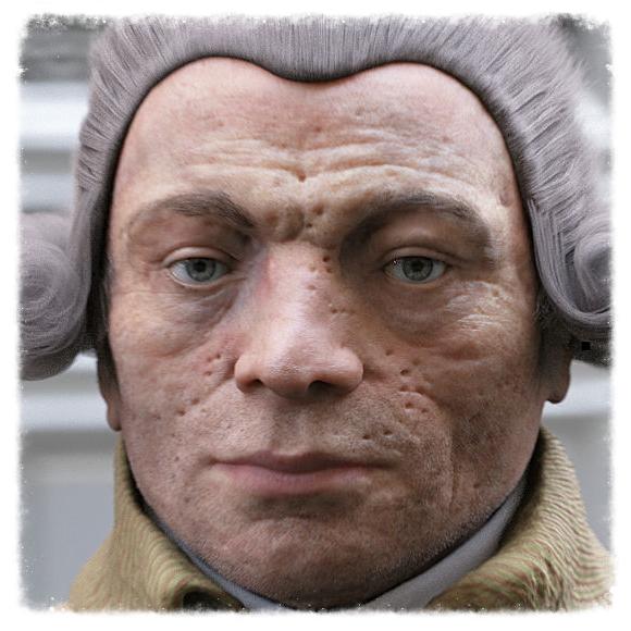 Face-to-Face with Robespierre