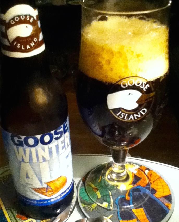 Goose Island Winter Ale