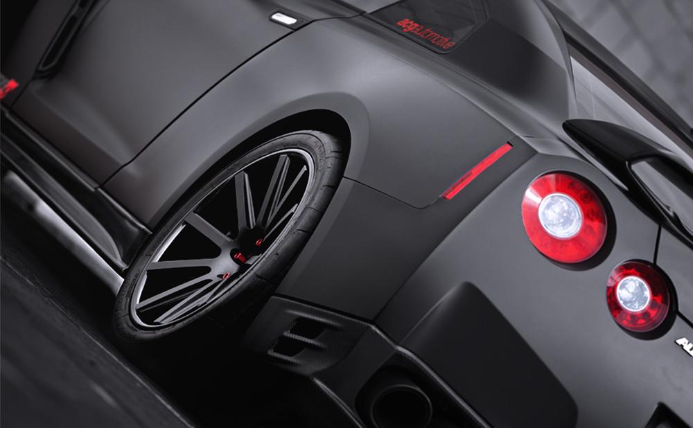 "Nissan R35 GTR: 20"" CS Series CSR10"