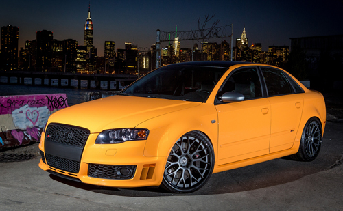Audi RS4: CS Series CS20