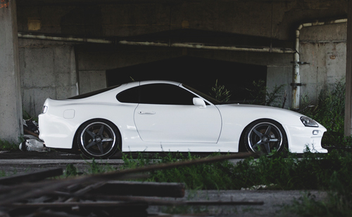 Toyota Supra: CS Series CS5 (Solid)