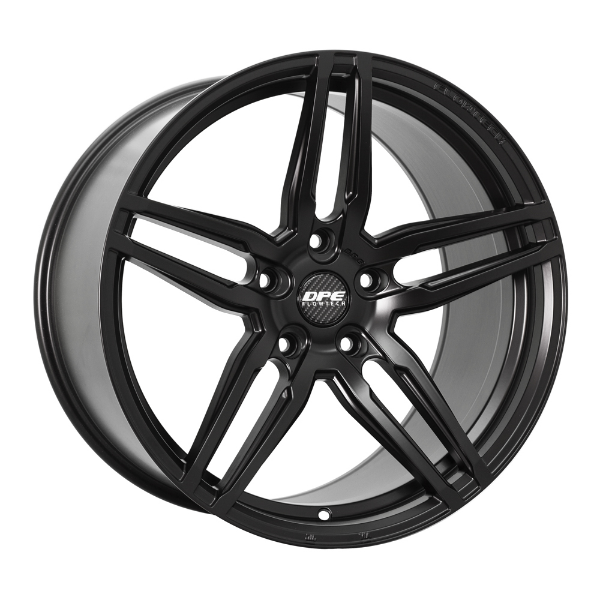 Flowtech FT-5S: Matte Black