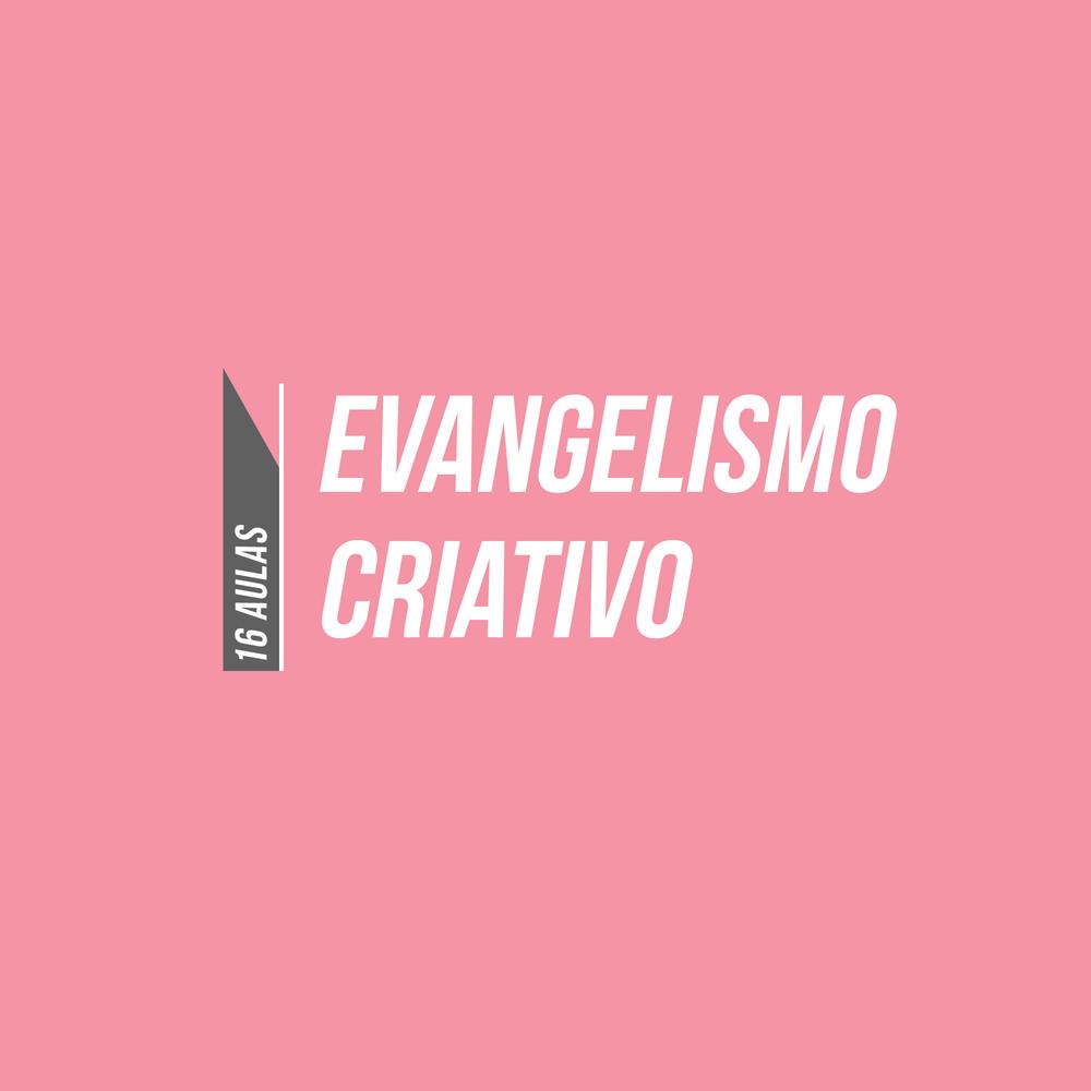 Essa curso irá te ensinar como você pode ter sucesso no evangelismo usando a criatividade e a inovação. Te daremos dicas básicas sobre o evangelismo, formação de equipes, organização de um evento evangelístico e princípios bíblicos. Depois que o alicerce é lançado, iremos te mostrar exemplos práticos de evangelismos que vocêpode começar amanhã. Se prepare para um tempo maravilhoso juntos!  1 AULA |MISSÃO DE DEUS - PARTE 1 2 AULA |MISSÃO DE DEUS - PARTE 2 3 AULA |MISSÃO DE DEUS - PARTE 3 4 AULA |MISSÃO DO FILHO - PARTE 1 5 AULA |MISSÃO DO FILHO - PARTE 2 6 AULA|MISSÃO DO FILHO - PARTE 3 7 AULA|MISSÃO DO ESPÍRITO - PARTE 1 8 AULA|MISSÃO DO ESPÍRITO - PARTE 2 9 AULA|MISSÃO DO ESPÍRITO - PARTE 3 10 AULA|A MISSÃO DO HOMEM - PARTE 1 11 AULA|A MISSÃO DO HOMEM - PARTE 2 12 AULA|A MISSÃO DO HOMEM - PARTE 3 13 AULA|EVANGELISMO PESSOAL - PARTE 1 14 AULA|EVANGELISMO PESSOAL - PARTE 2 15 AULA|EVANGELISMO CRIATIVO - PARTE 1 16 AULA|EVANGELISMO CRIATIVO - PARTE 2 17 AULA|EXPERIÊNCIA PRÁTICA