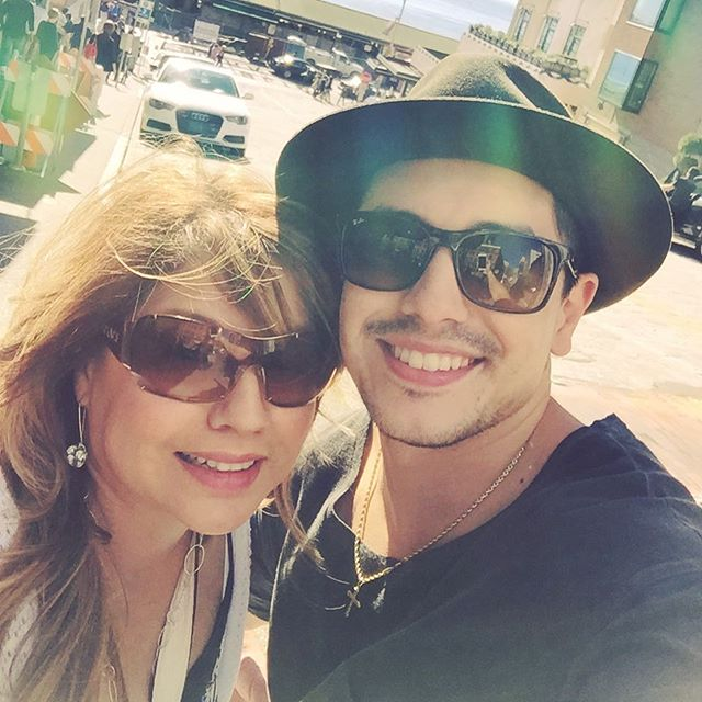 Love you mom. Happy Mothers Day