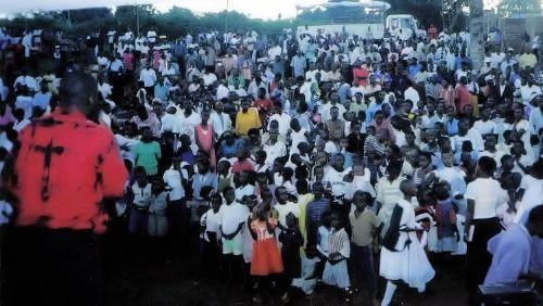 kampala miracle crusade