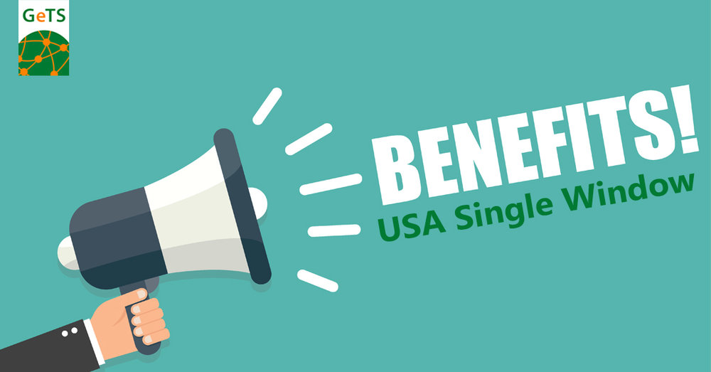 Benefits of Using USA Single Window
