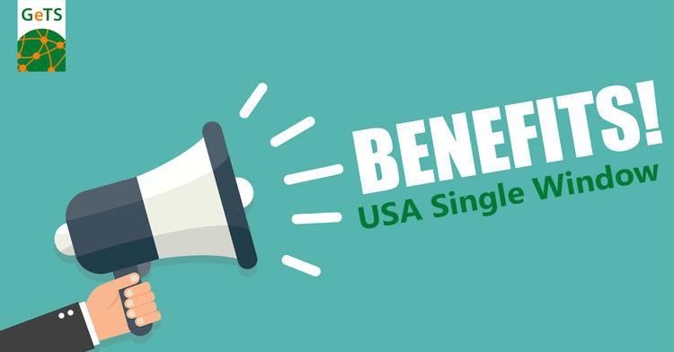 Benefits of Using USA Single Window