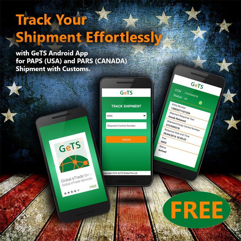 GeTS Mobile App