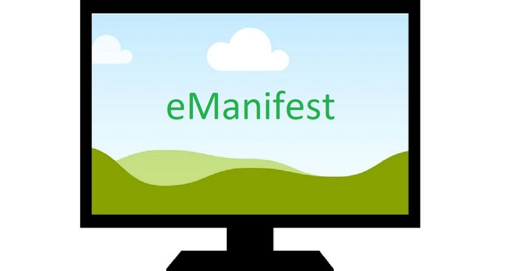 eManifest | Online Portal VS. EDI eManifest Transmission