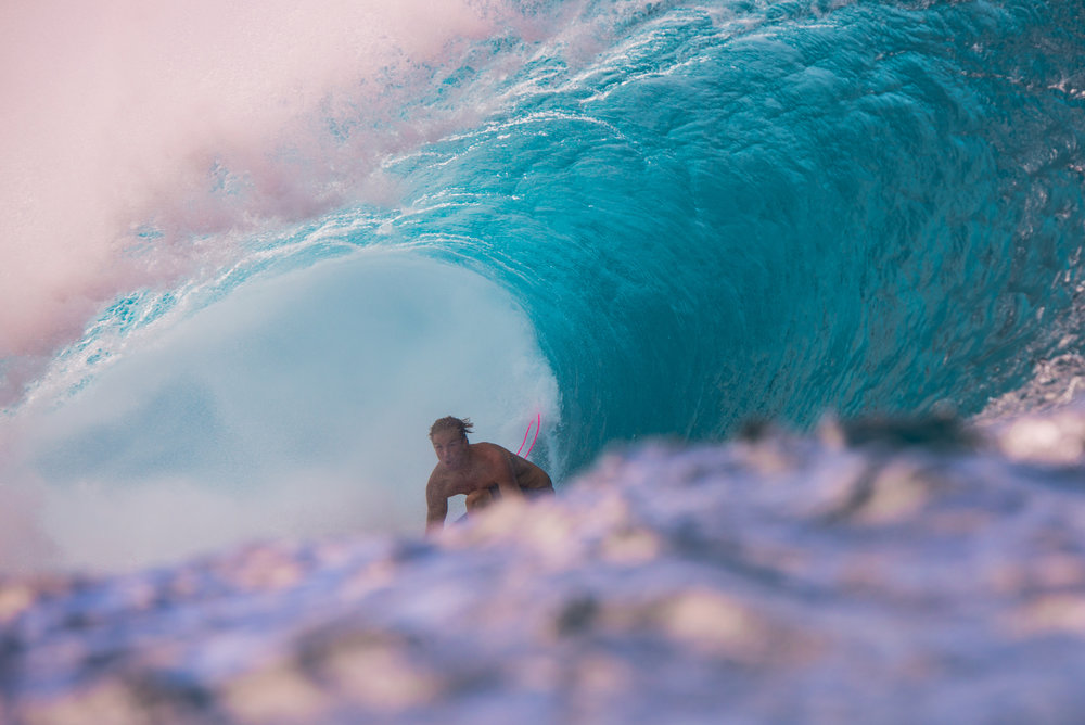 Jamie O'Brien & Pipeline Perfection