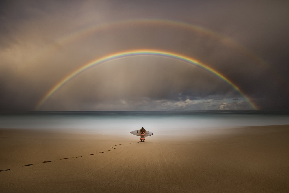 heavenly moments - north shore, hawaii