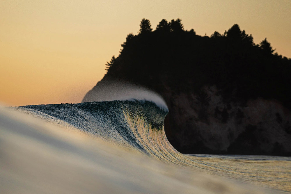 Everything i love about a wave image all in one shot