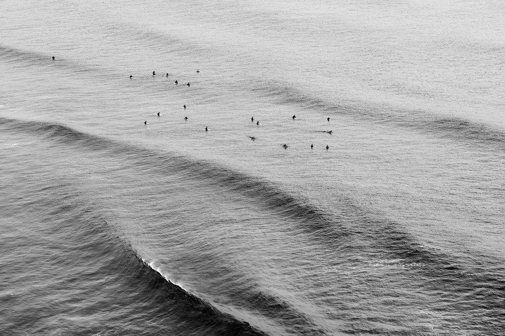 Ocean bends