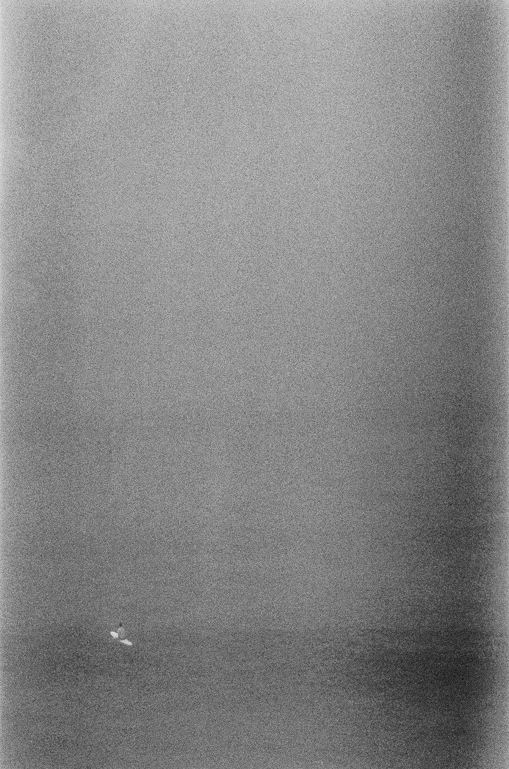 Fog on film