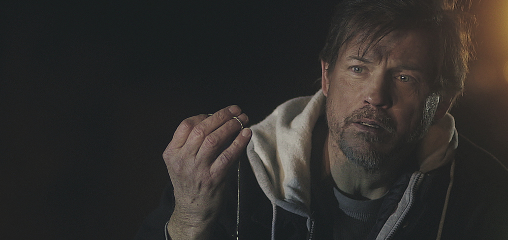 WINNER Career Achievement Award: Michael Paré (The Shelter)
