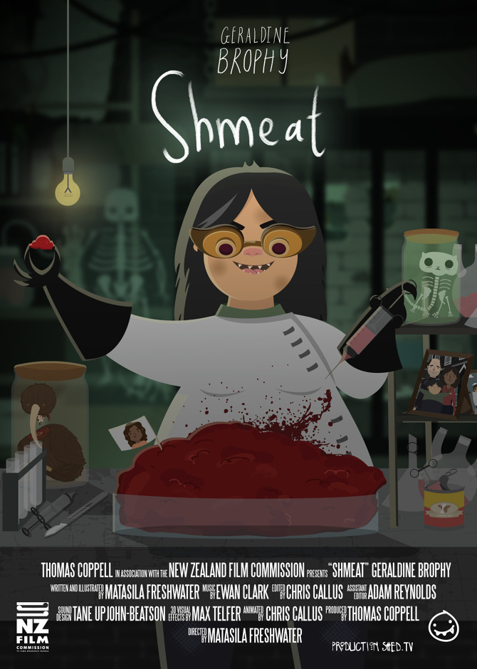 WINNER Best Animated Short Film