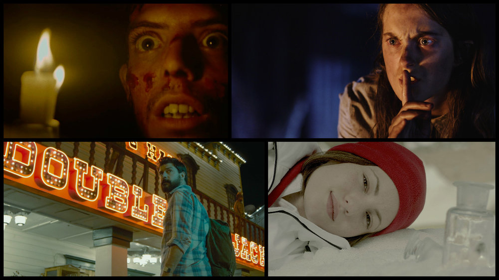 A Night of Horror and Fantastic Planet Film Festival 2016 winners