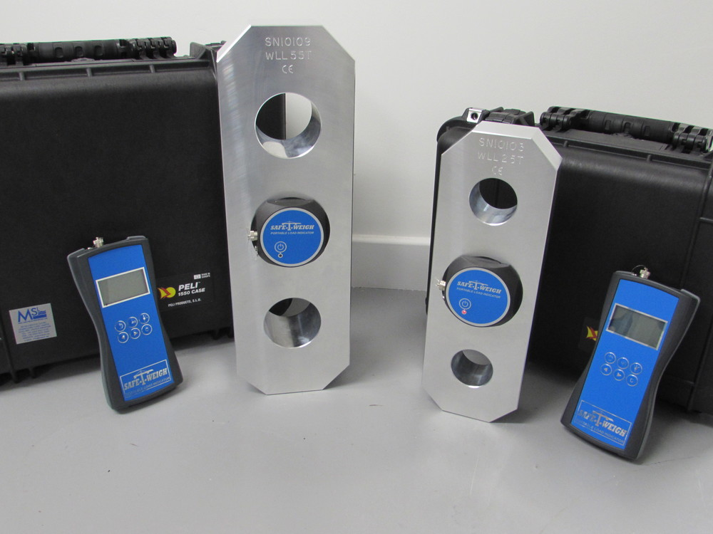 Safe-T-Weigh Wireless Load Cells