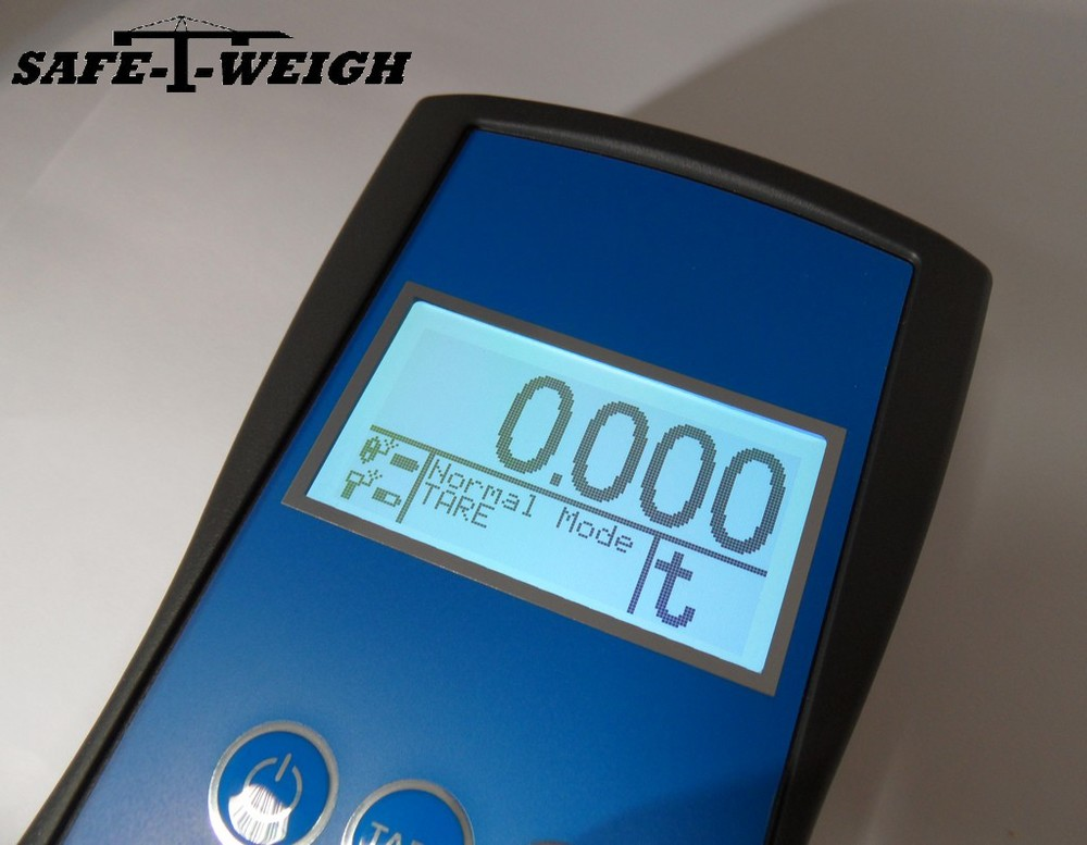 Safe-T-Weigh Handheld Display